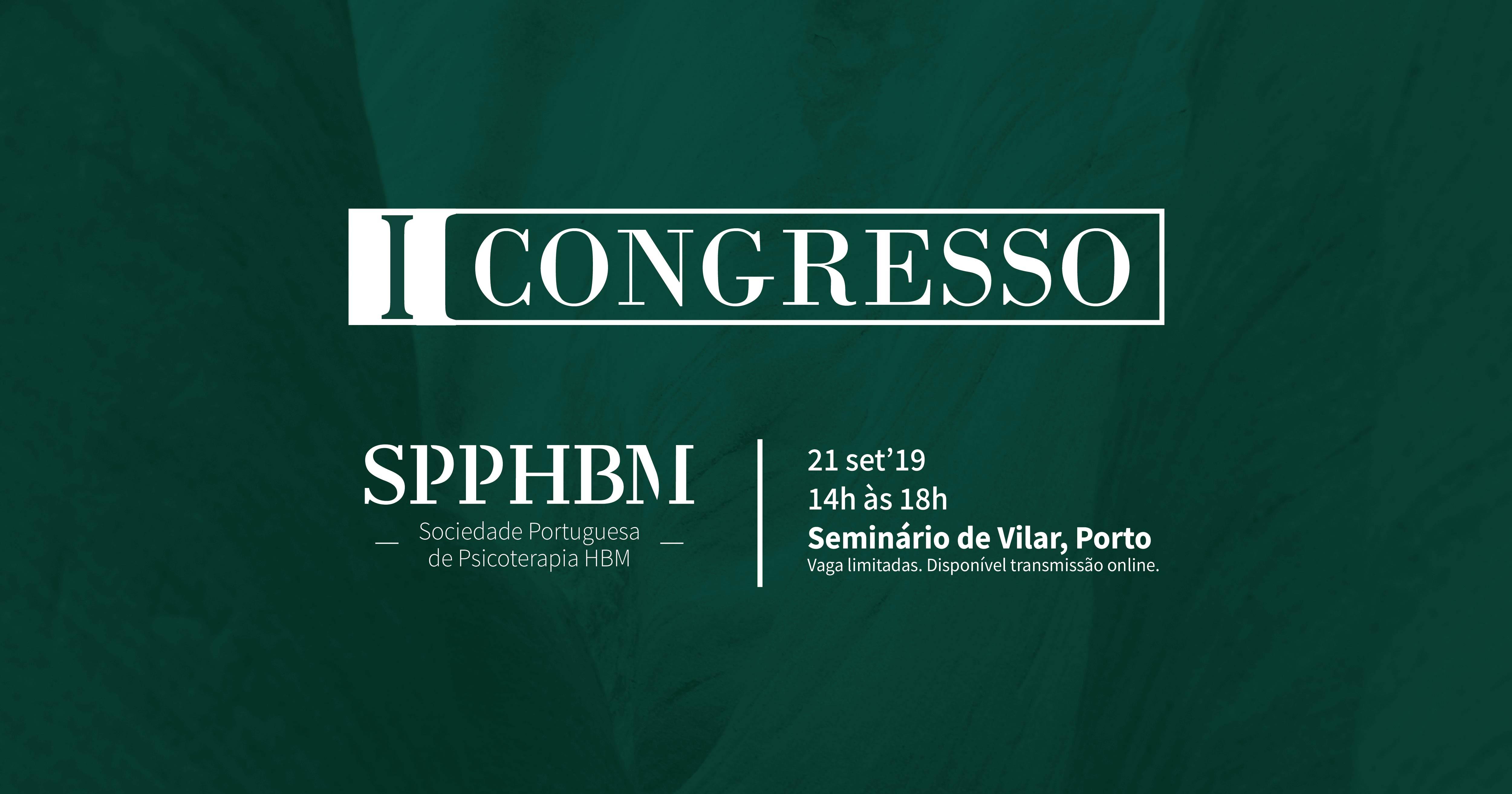 1º Congresso SPP HBM